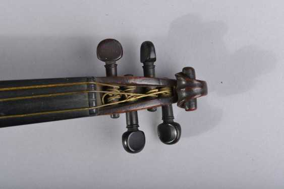 Pouch in Violinenform - photo 2