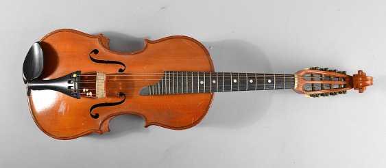 Eight-Stringed Violin - photo 1