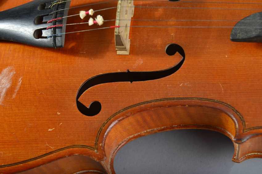 Eight-Stringed Violin - photo 2