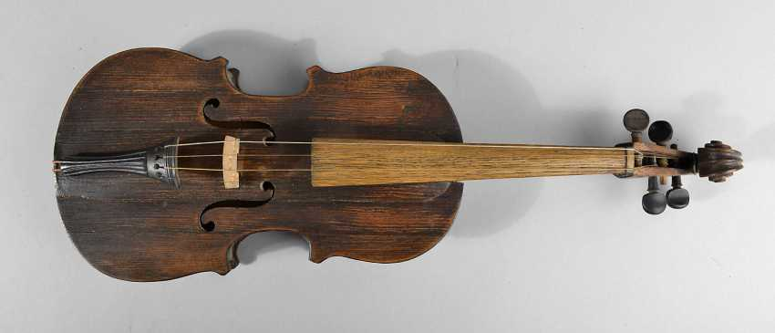 The Prison Fiddle DIY - photo 1