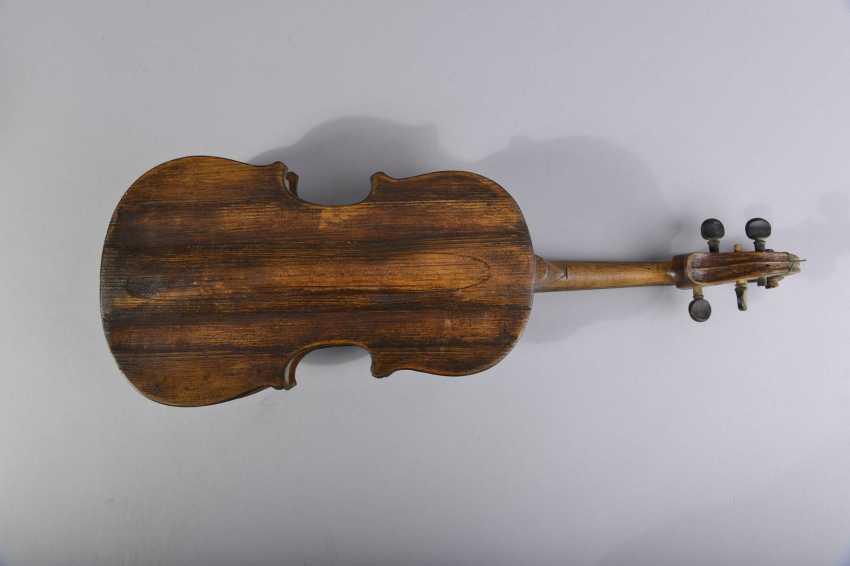 The Prison Fiddle DIY - photo 3