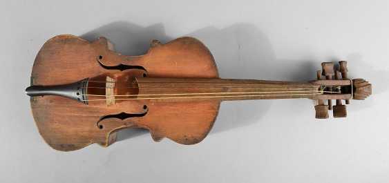 Stock violin - photo 1