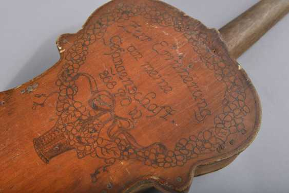 Stock violin - photo 2