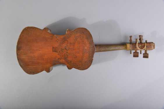 Stock violin - photo 3