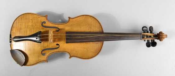 Stumme Violine - photo 1