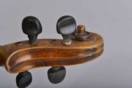 "Geige ""Experimentalform"" - photo 3"