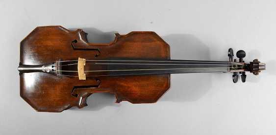 Violin in special form - photo 1