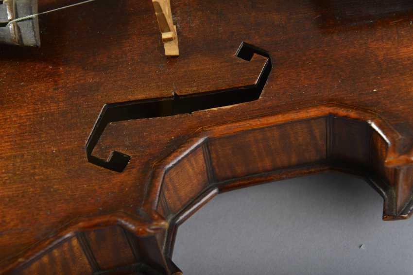 Violin in special form - photo 2