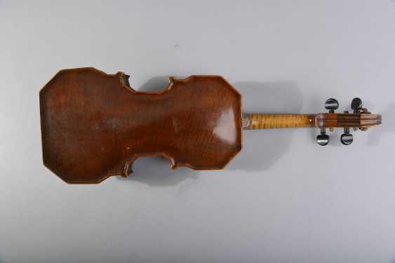 Violin in special form - photo 3