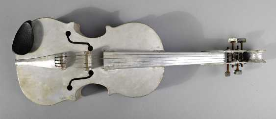 Geige aus Aluminium - photo 1