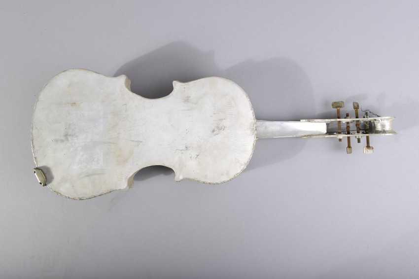 Geige aus Aluminium - photo 3