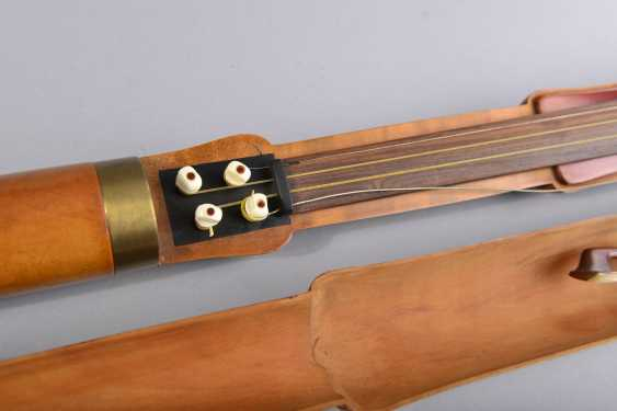 The violin in the walking stick - photo 2