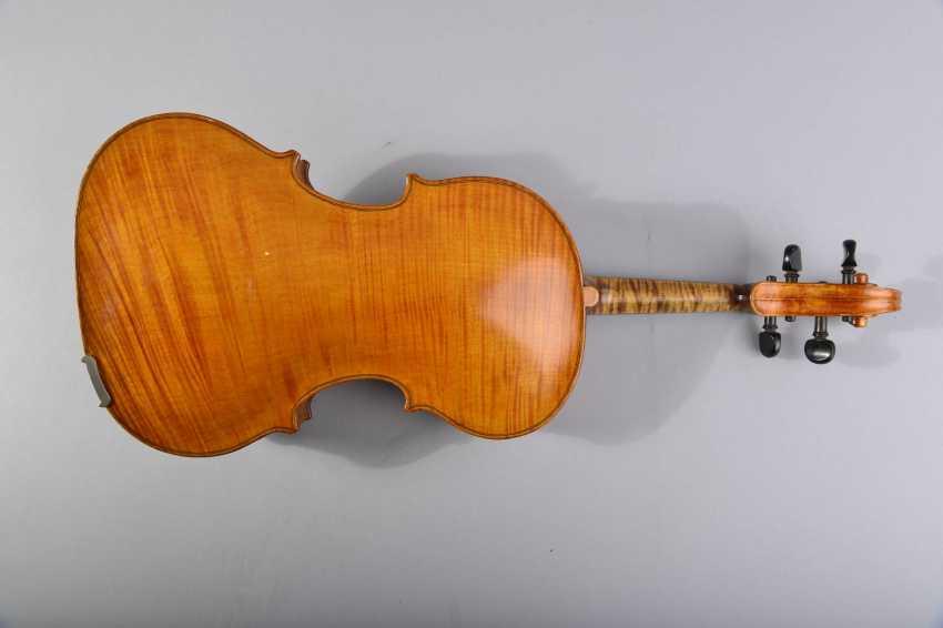 Asymmetrical Viola - photo 2