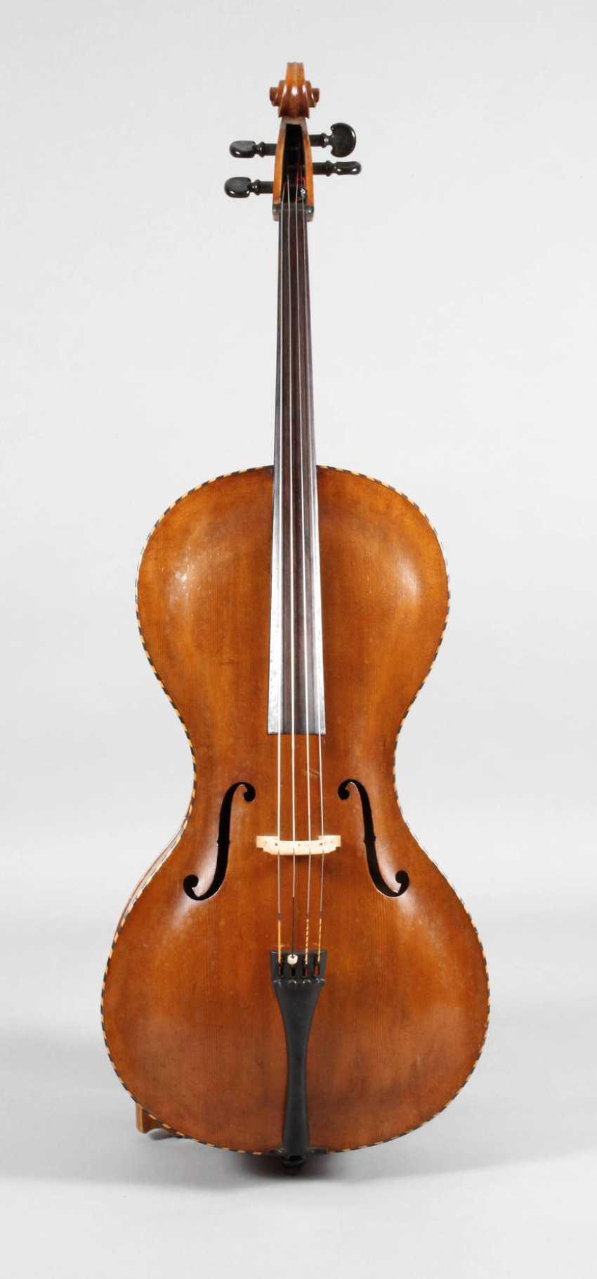 Cello - photo 1
