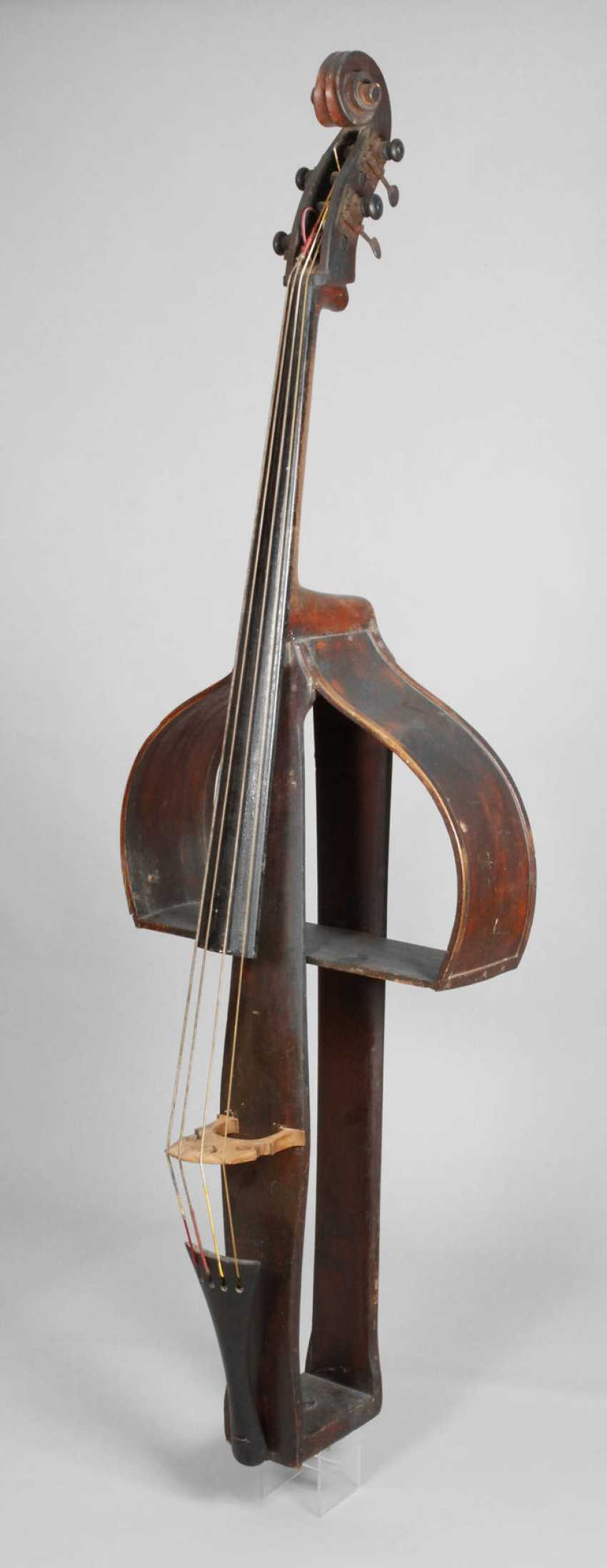 Silent Double Bass - photo 1