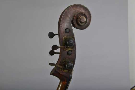 Silent Double Bass - photo 2