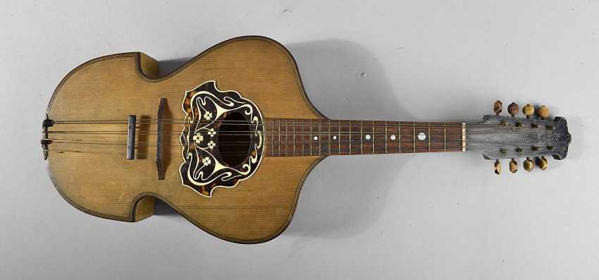 Englische Mandoline - photo 1