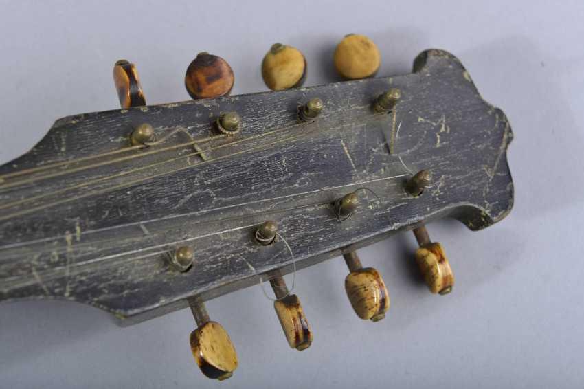 Englische Mandoline - photo 4