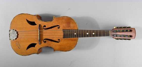 Mandolinengitarre - photo 1
