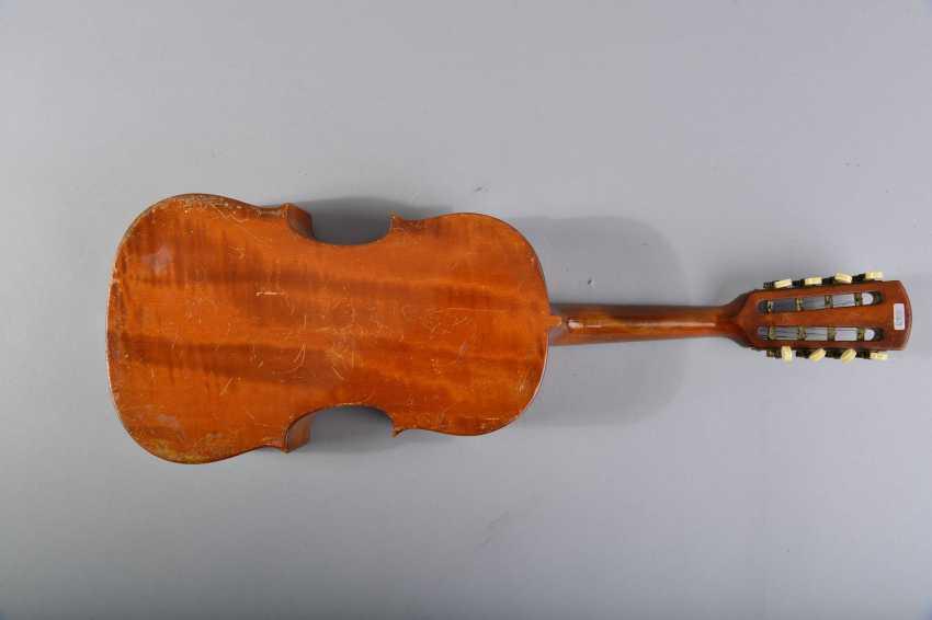 Mandolinengitarre - photo 2