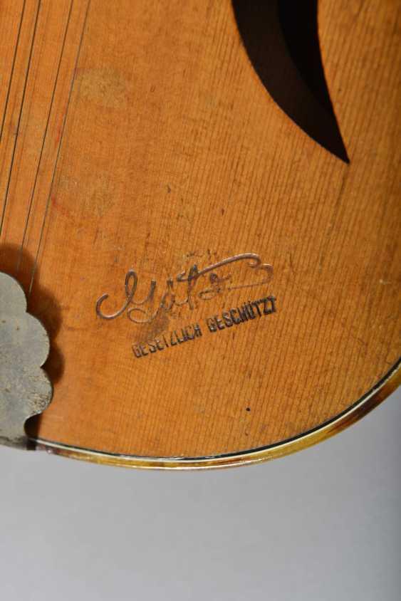Mandolinengitarre - photo 3