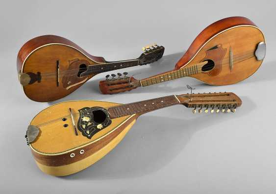 Three Mandolins - photo 1