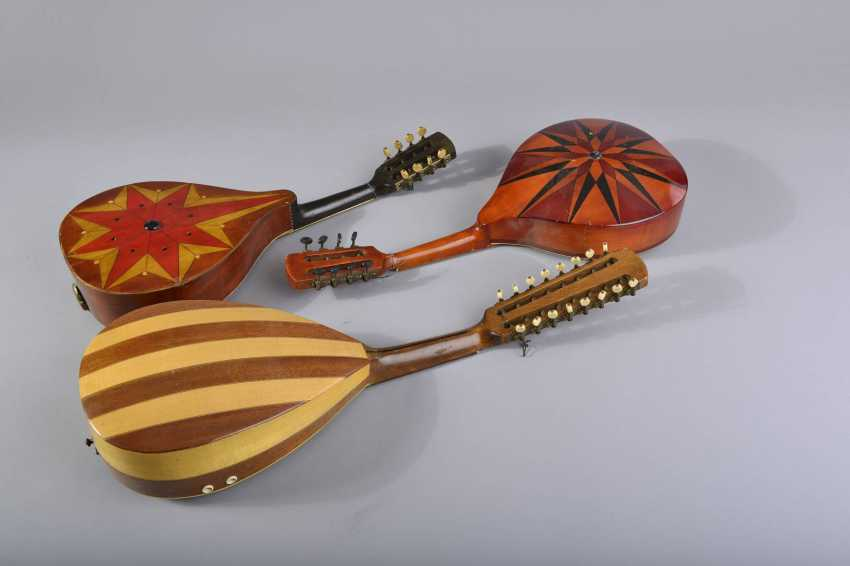 Three Mandolins - photo 2