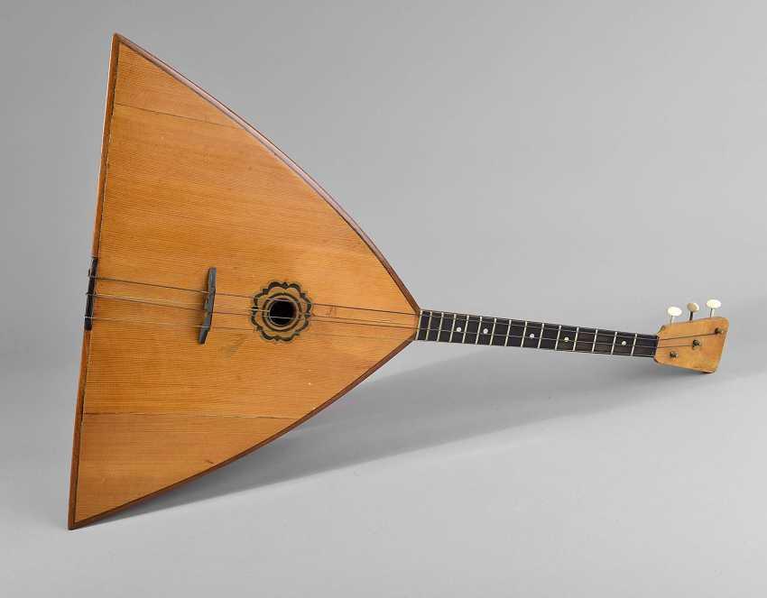 Bass-Balalaika - photo 1