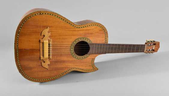 Bolivianische Gitarre - photo 1