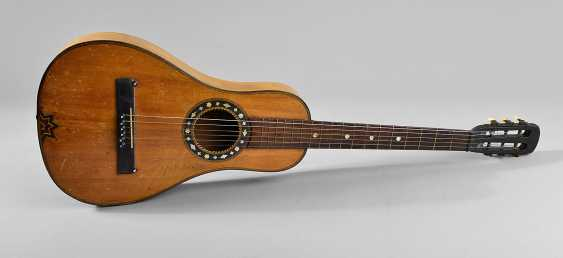 Guitar in the shape of a pear - photo 1