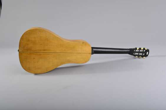 Guitar in the shape of a pear - photo 3