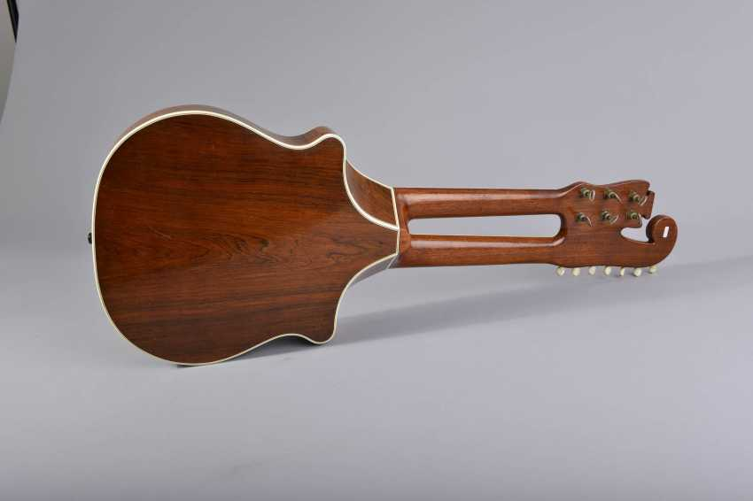 Double Neck Guitar-Lute - photo 3