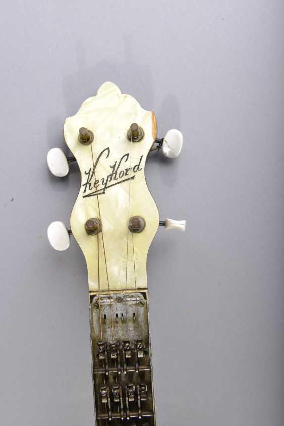 Keykord-Gitarre - photo 2