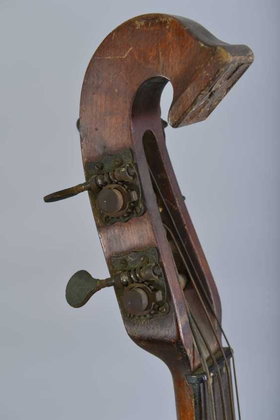 Kontrabass in Gitarrenform - photo 2