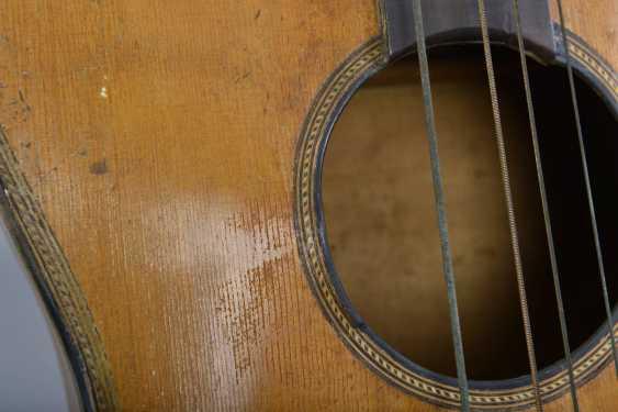Kontrabass in Gitarrenform - photo 3