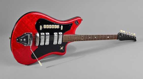 Electric guitar - photo 1