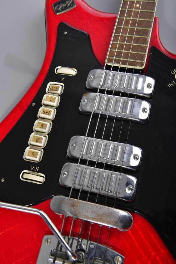 Electric guitar - photo 4