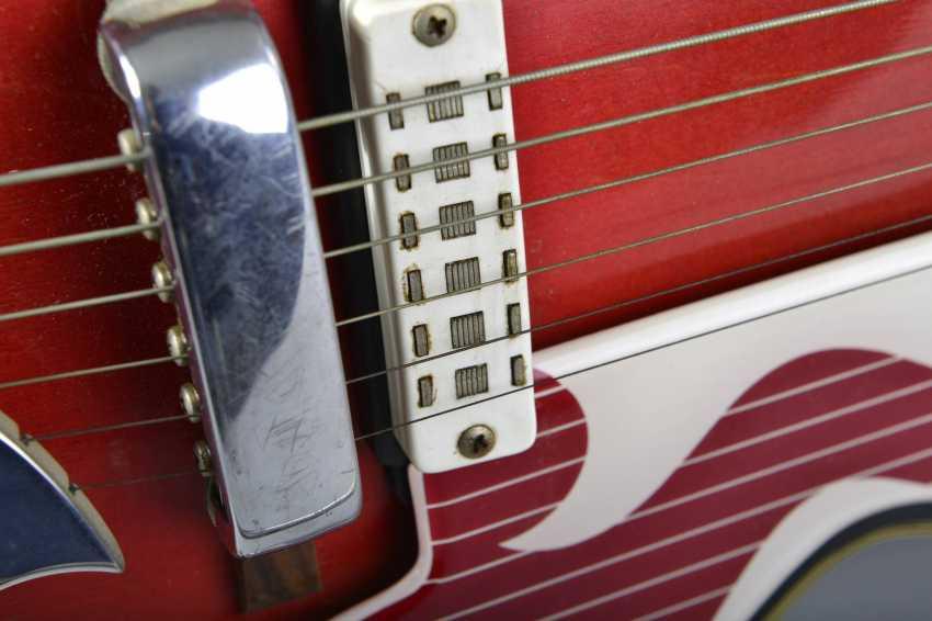 Semi-Hollow Electric Guitar - photo 3