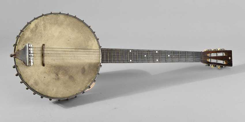Tenor-Banjo - photo 1