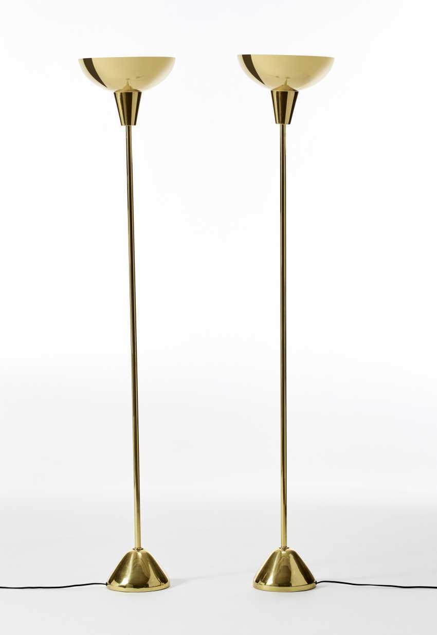 "Pair of floor lamps model ""LTE1"" - photo 1"