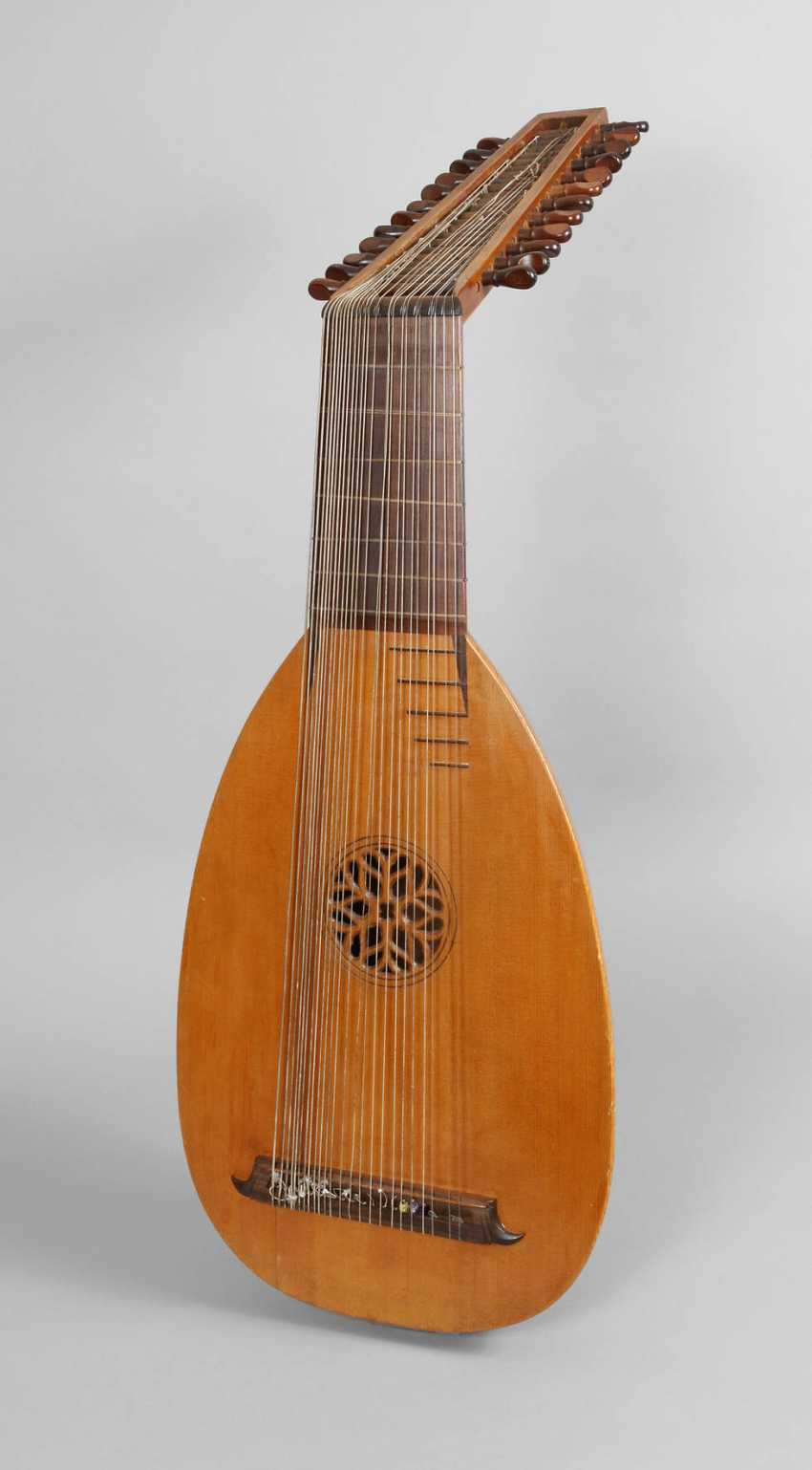 Kink-Neck Lute - photo 1