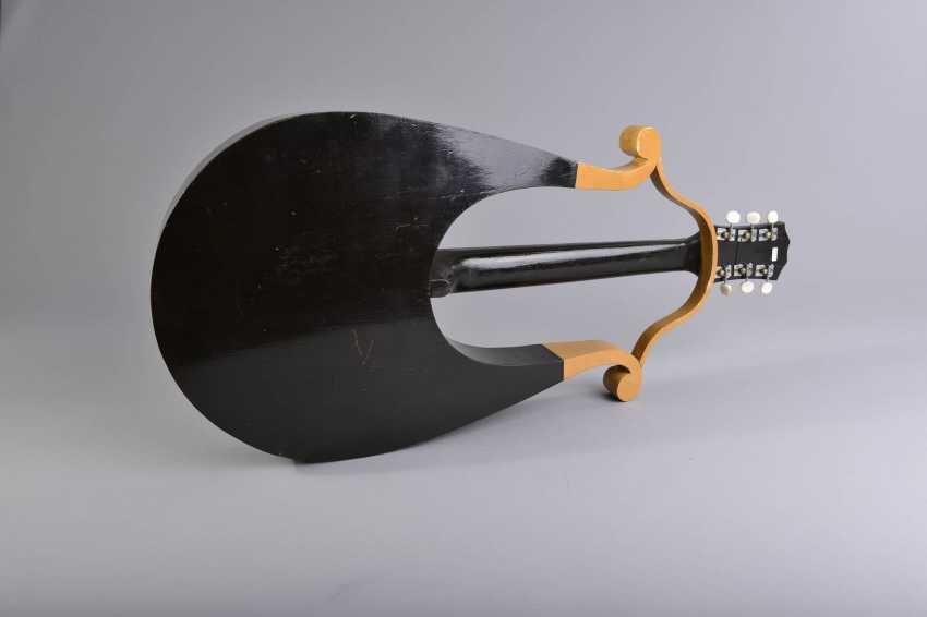 Gitarre in Lyraform - photo 2