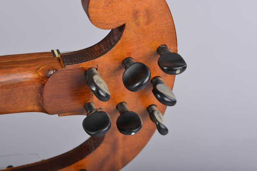 Gitarrenlyra - photo 3