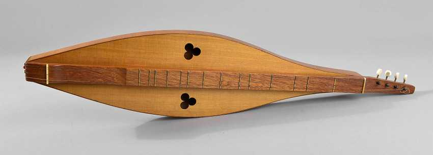 Dulcimer - photo 1