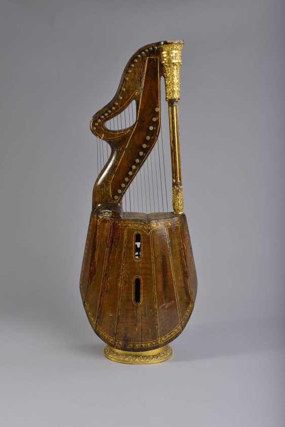 Harp lute - photo 3