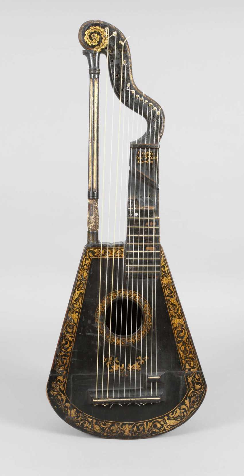 Harp lute - photo 1
