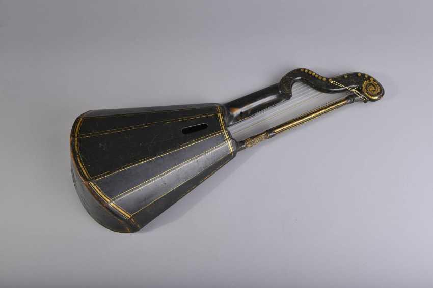 Harp lute - photo 2
