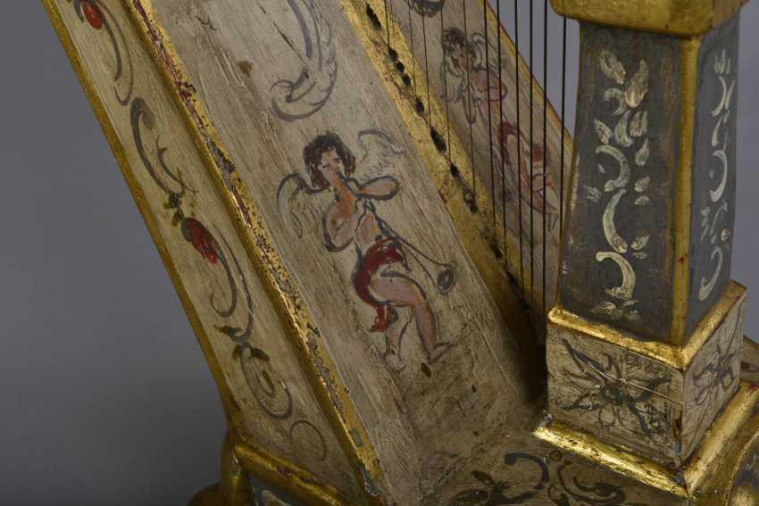 Small Harp - photo 3