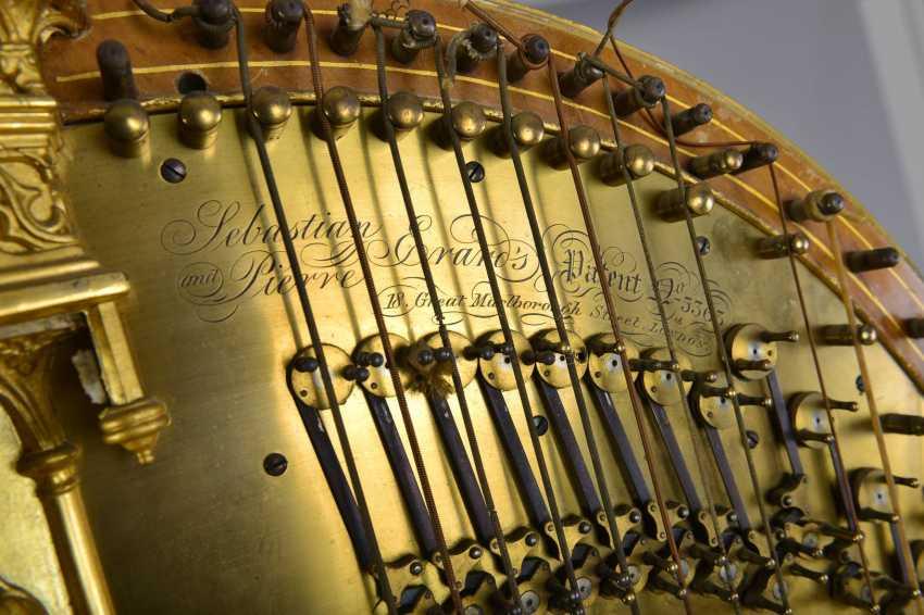 Concert Harp Brothers Erard - photo 2