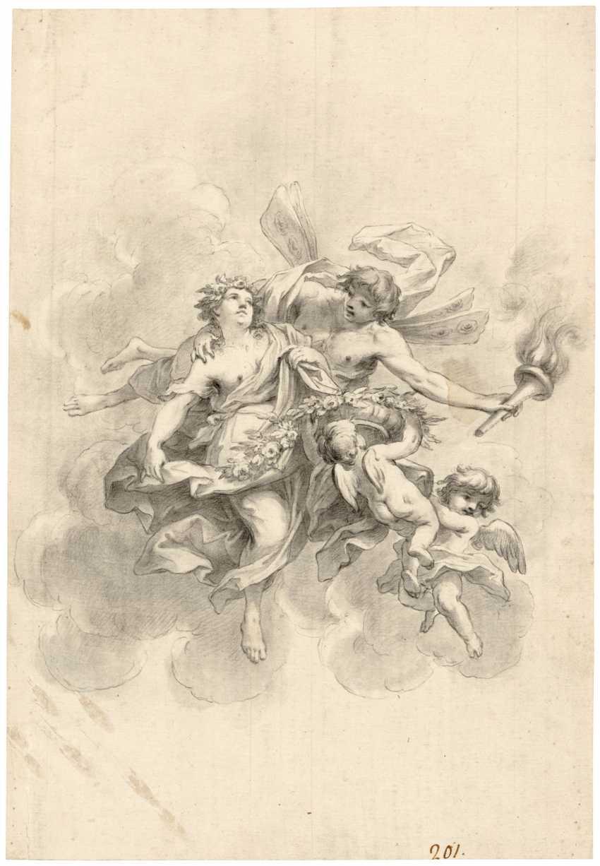 VINCENZO MEUCCI (FLORENCE 1699-1766 BOLOGNA) - photo 1